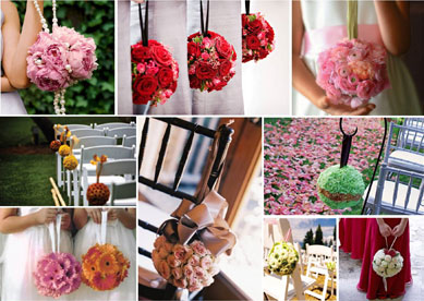 pomander collage