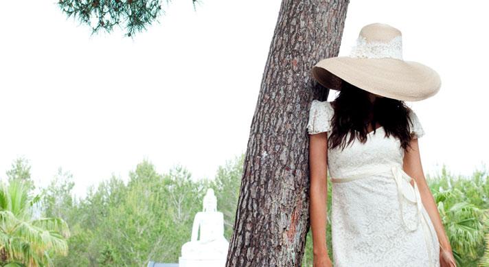 bruid-met-hoed
