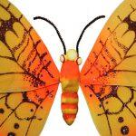 Vlinders op je Bruiloft