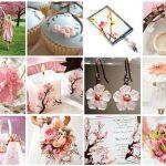 De Japanse Kers, prachtig thema voor een Voorjaarsbruiloft