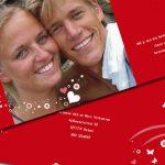 Welke info zet je in een trouwkaart?