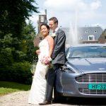 In welke droomauto trouwen jullie?