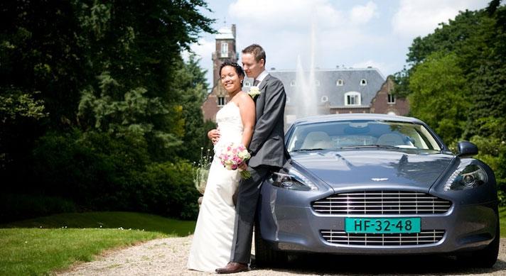 droomauto-trouwen