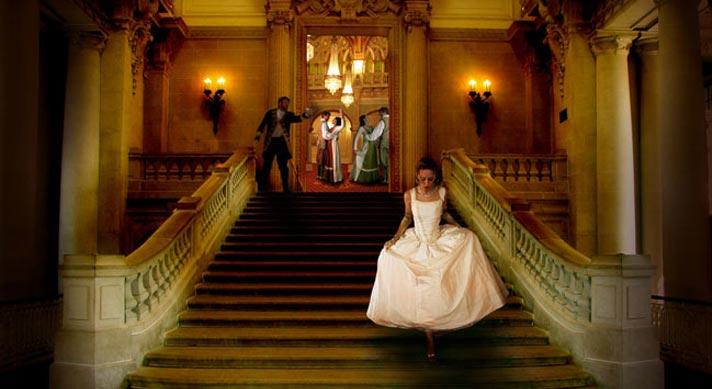 assepoester-trouwdag