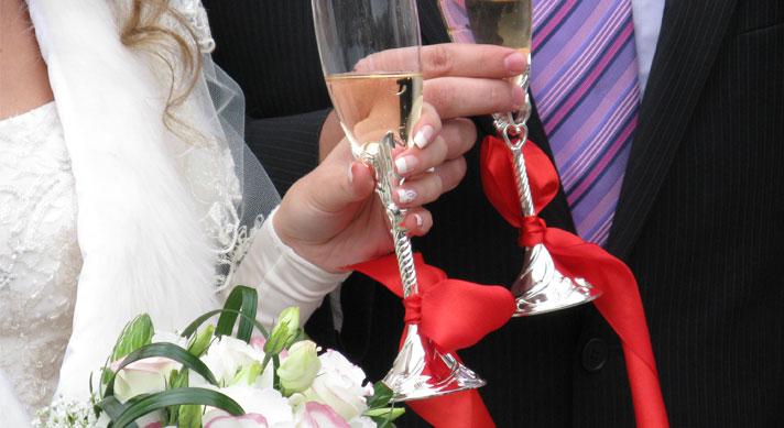 bruidspaar-lint