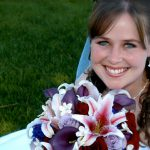 Een stralende bruid met een lichamelijke beperking