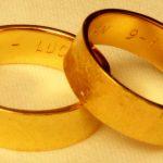 Goud: Mysterieus edelmetaal op een bruiloft