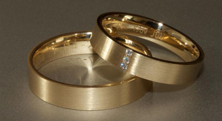 briljant trouwringen