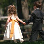 Bruidsmeisjes en Bruidsjonkers