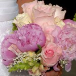 'Bedankt voor die bloemen'
