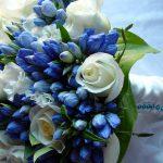 Something blue…