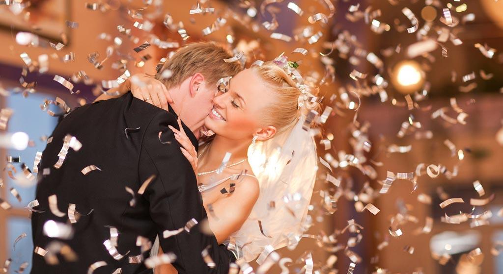 openingsdans-bruidspaar