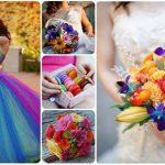 Stijl uiten door jouw keuze van kleur op je trouwdag