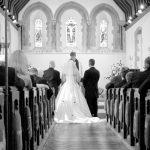 Jullie huwelijksceremonie gezegend met passende muziek