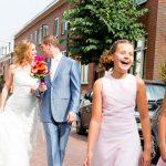 Trouwreportage van Erik en Aukje door Christine van Rooijen