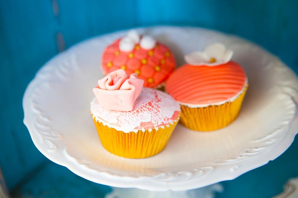 Posh Tea Time High Tea Cupcakes