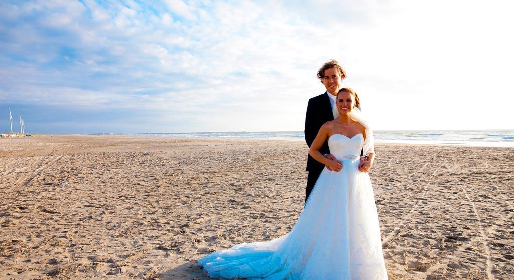 trouwen op het-strand
