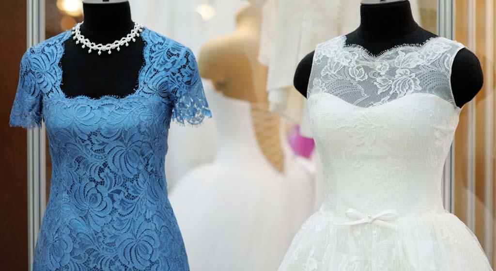 Bruidsjurk uitzoeken met wie