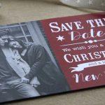 Kerstspecialkaarten: nu verkrijgbaar bij Stijlvolle Trouwkaarten!