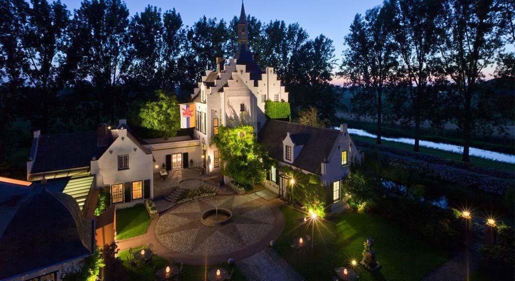 kasteel groot buggenum