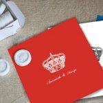 Stijlvolle Trouwkaarten maakt trouwen met een koninklijk tintje mogelijk