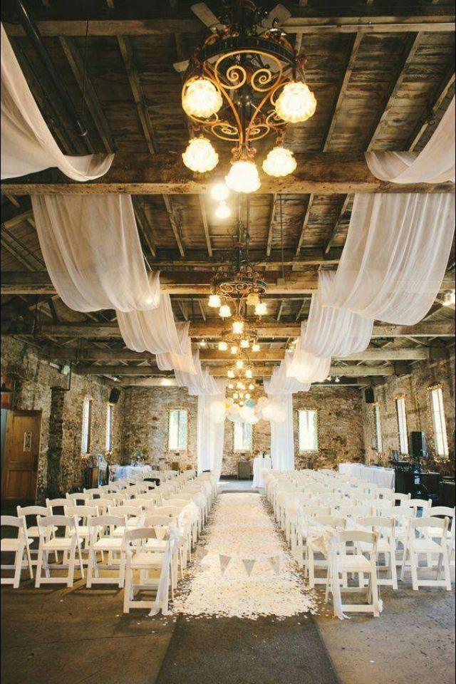 opstelling huwelijksceremonie