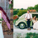 Een Vintage bruiloft, doen?