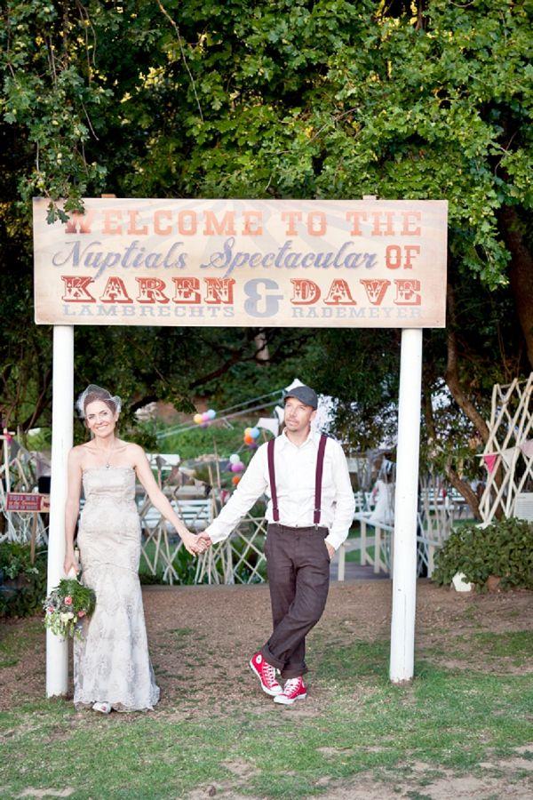 welkomsbord bruiloft