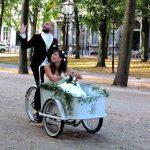 Een intieme bruiloft