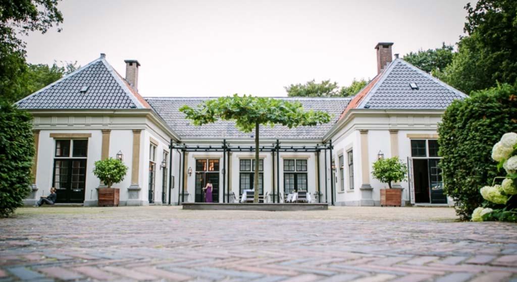 Trouwen op Landgoed Groenendaal