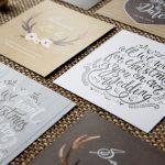 Trouwtip! Stuur kerstspecial kaarten van Stijlvolle Trouwkaarten