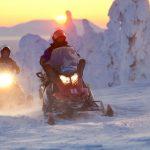 Huwelijksreis als een winters sprookje: Lapland