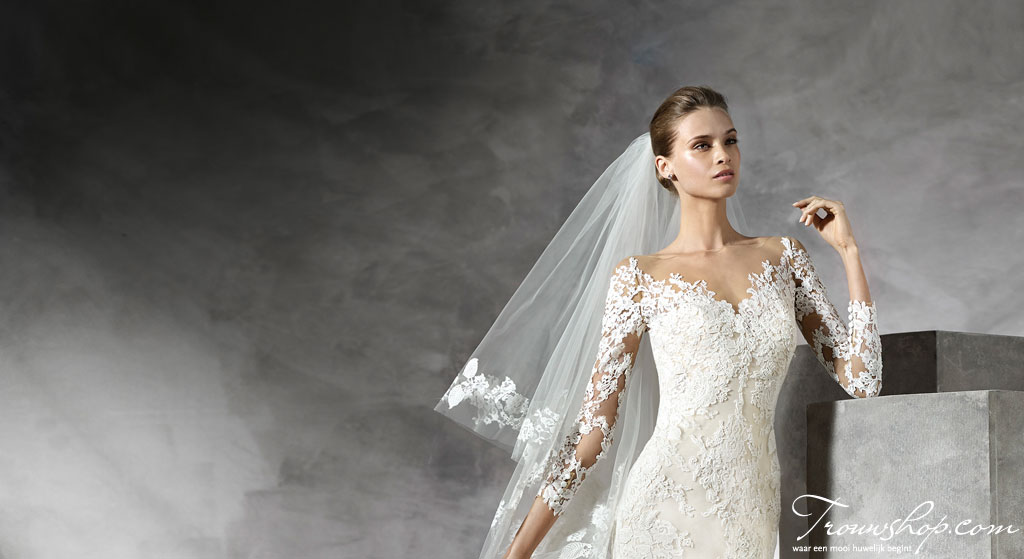 pronovias-trouwjurk