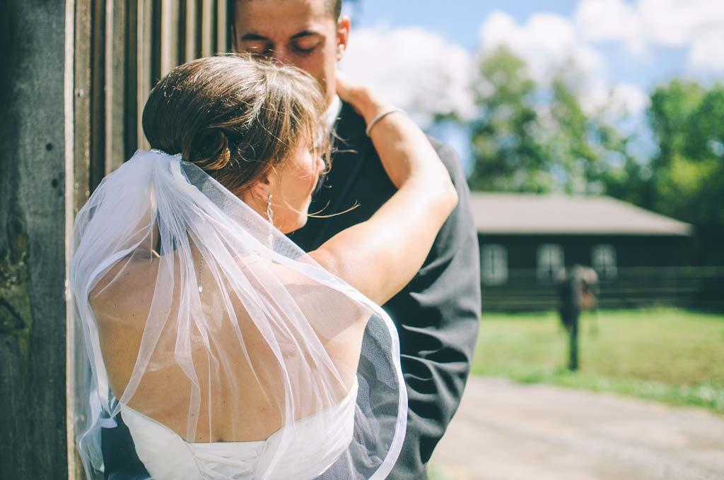 bruid-met-sluier