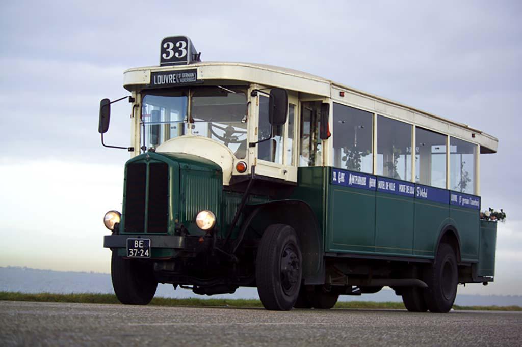 Parijse Bus