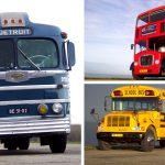 Een Trouwbus : Uniek trouwvervoer