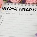 BESLISSEN OM TE TROUWEN: Checklist 2