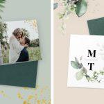 A GREEN CARD: tijdloze trouwkaarten