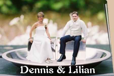 lilian dennis gaan trouwen