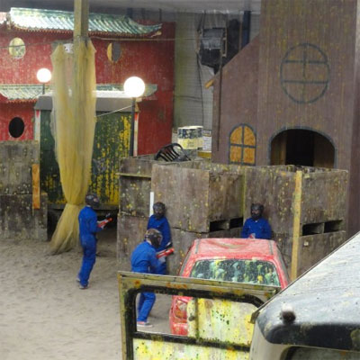 Paintball Hillegom