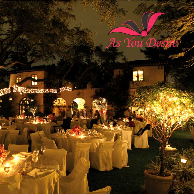 As You Desire Weddingplanner
