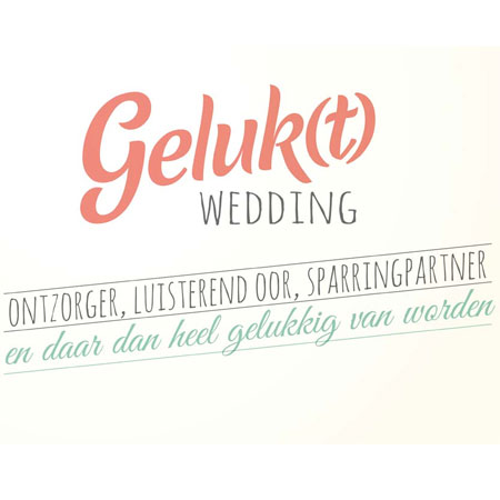 Geluk(t) Wedding