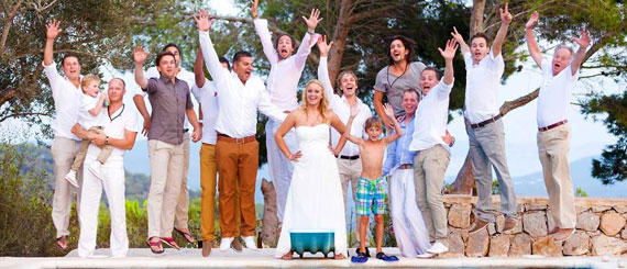 First Love Ibiza Weddings