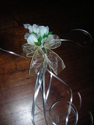 Antenneversiering zelf gemaakt trouwforum van de trouwshop for Bruiloft versiering zelf maken