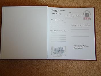 Andere ideen voor receptieboek - Ideeen van binnenkomst ...