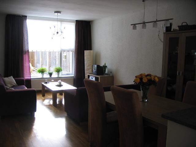 Gordijnen Woonkamer Appartement