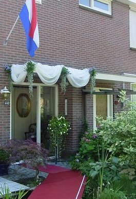 Versieringen van de buitenkant v h huis - Ideeen van de decoratie ...